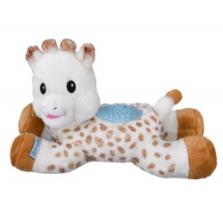 Peluche Light & Dream Sophie la girafe