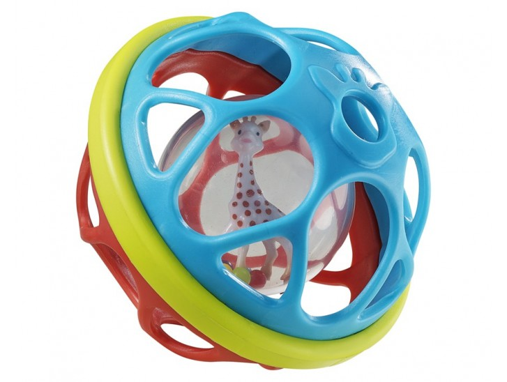 Soft'ball Sophie la girafe ®